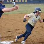 Girls Varsity Softball beats James Whitcomb Riley 5 – 1