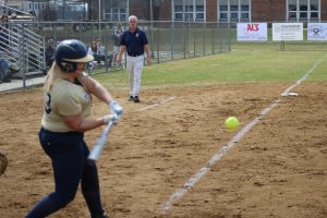 Varsity Softball vs. Griffith  4/6/19  (Photo Gallery 2 of 2)