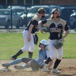 JV Softball vs. South Bend St. Joe  4/8/19  (Photo Gallery 1 of 2)