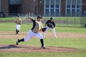 Varsity Baseball vs. South Bend St. Joe  4/8/19  (Photo Gallery 2 of 2)