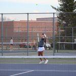 Girls Tennis vs. Mishawaka  4/9/19  (Photo Gallery)