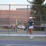 New Prairie Girls tennis Beats Knox 5-0