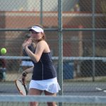 Girls Varsity Tennis beats Mishawaka 5 – 0
