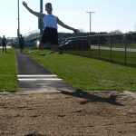 Boys Varsity Track finishes 1st place against Bremen Senior High School