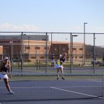 Girls Varsity Tennis beats South Bend Riley 4 – 1