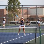 Girls Varsity Tennis beats South Bend Washington 5 – 0