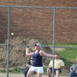 Girls Varsity tennis beats LaVille 5-0