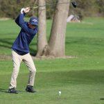 Boys Varsity Golf vs Westville 5-8