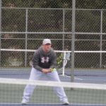 Varsity Tennis vs. Mishawaka Marian  4/25/19  (Photo Gallery)
