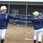 Girls Junior Varsity Softball beats Michigan City 22 – 9