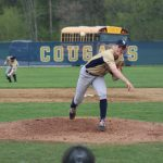 Cougars Varsity Baseball falls to Munster 5-3