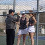 Girls Varsity Tennis falls to Jimtown 4 – 1