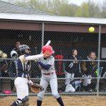 Girls Junior Varsity Softball falls to South Central Jr-Sr High School (Union Mills) 17 – 7