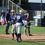New Prairie Junior Varsity Baseball beats John Glenn 14 – 4.