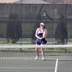 Girls Tennis @ IHSAA Sectional vs. Michigan City  5/15/19   (Photo Gallery)