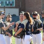 Girls Junior Varsity Softball beats John Glenn 4 – 1