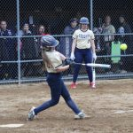 Girls Varsity Softball beats La Crosse 10 – 0