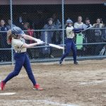 Girls Varsity Softball beats Constantine 15 – 11