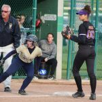Girls Varsity Softball wins first IHSAA Sectional game vs. South Bend Clay 10 – 3