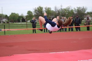 Girls Track @ IHSAA Regional  5/22/19  (Photo Gallery)