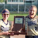 South Bend Tribune article:  Small ball gives Cougars sectional championship