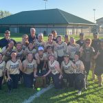 ABC 57 article:  New Prairie softball wins sectional crown