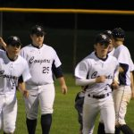 Varsity Baseball @ IHSAA Sectional vs. John Glenn  5/23/19  (Photo Gallery)