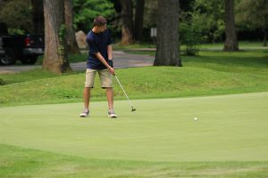 Boys Golf @ IHSAA Sectional   5/31/19  (Photo Gallery)