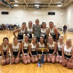 Cheer attends camp at Purdue:  Huff and Kopinski named All-Americans!