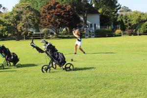 Girls Golf vs. Jimtown & Penn  8/7/19