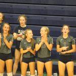 Girls Junior Varsity Volleyball falls to Saint Josephs High School – South Bend 2 – 0