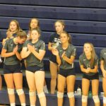 Girls Junior Varsity Volleyball beats Michigan City 2 – 0
