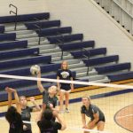 Girls Varsity Volleyball finishes Plymouth Invite 2 – 2