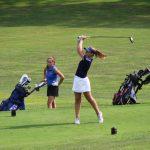 Lady Cougar Golf Team Improving