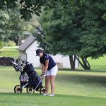 Girls Golf vs. SB Adams & Mishawaka Marian  8/14/19  (Photo Gallery)