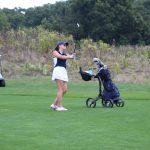 Ladies Varsity Golf falls to Saint Joseph 179 – 202