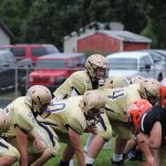 JV FB shuts out the 59ers