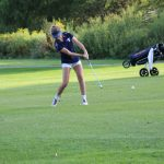 LADY COUGARS GOLF TEAM CONTINUES WINNING WAYS