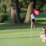 LADY COUGARS GOLF TEAM WINS 4TH IN A ROW