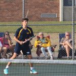 Boys Tennis vs. South Bend Riley 9/3/19