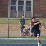 Boys Varsity Tennis falls to Bremen 4 – 1
