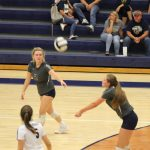 Girls Varsity Volleyball beats Bremen Senior 3 – 0