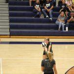Girls Varsity Volleyball beats Mishawaka 3 – 0