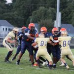 Freshman Football vs. West Side Academy 9/5/19  (Photo Gallery)