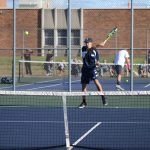 Boys Varsity Tennis beats North Judson-San Pierre 3 – 2