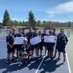 Boys Tennis - New Prairie Invite  9/7/19  (Photo Gallery)