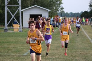 Boys & Girls Cross Country – Cougar Kickoff Classic 9/10/19   (Photo Gallery)