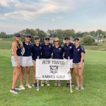 LADY COUGARS LOSE NON-CONFERENCE MATCH TO Michigan City