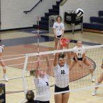 Girls Varsity Volleyball beats Elkhart Central 3 – 1