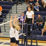 Varsity Volleyball vs. Elkhart Central   9/12/19  (Photo Gallery)